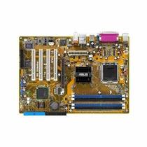 Placa Mãe 775 Asus P5p800-se Com Defeito