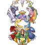Pokemon X Y Pacote Todos Os 52 Lendarios Mega Stones+brindes