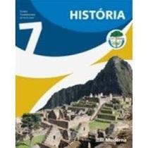 Livro Historia 7 Ensino Fundamental Projeto Araribá Editor