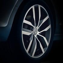Roda 17 Novo Golf Linha Volkswagen 4x100 (jogo) 12x S/juros