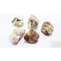 Pedra P/ Colecionador - Turmalina Rosa Natural Bruta 4cm