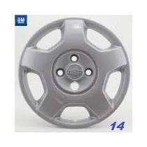 Calota Aro 14 P/ Novo Corsa Sedan E Hatch ( Original Gm )