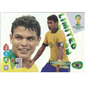 Cards Adrenalyn 2014 Limited Edition Thiago Silva