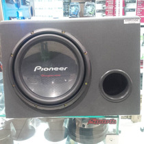 Caixa Som Dutada Pioneer Cara Preta D4 + Modulo
