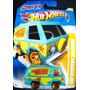 Hot Wheels The Mistery Machine Scooby-doo 2012 Não Super