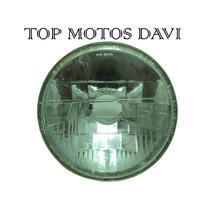 Bloco Optico Farol Moto Honda Titan 150/125