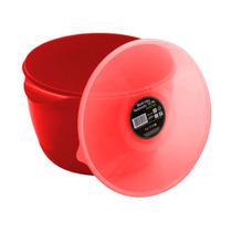 Tapuer Organizador Multiuso 10 Litros - Topline (vermelho)
