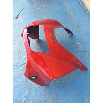 Carenagem Frontal Suzuki Rf900 Vermelha