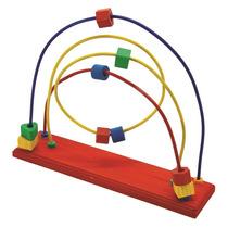 Aramado Entrelaçado Brinquedo Pedagógico