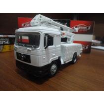 Miniatura Caminhão Eletrecista Man F2000 1:43 New Ray