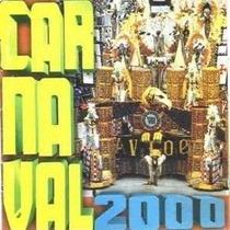 Cd Sambas De Enredo Carnaval 2000 São Paulo