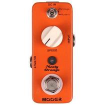 Pedal Mooer Ninety Orange Analog Phaser - Mnoap - Pd0518