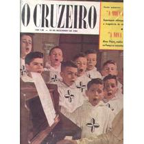 O Cruzeiro 1955.brandi.cantores De São Domingos.tarzan.rita