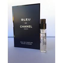 Amostra Perfume Bleu Chanel Parfum 2 Ml Spray
