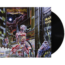 Lp Vinil Iron Maiden Somewhere In Time 2014 Importado
