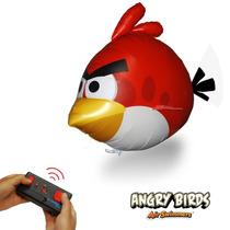 Angry Bird Voador C/controle Remoto Envio Gratuito