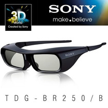 Óculos Sony 3d Tdg-br250
