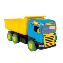 Caminhão De Brinquedo Super Caçamba Azul - Magic Toys