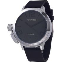 Relógio Esportivo Masculino Oversized Alpha 49mm (gray)