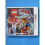 The Lego Movie - 3ds - Lacrado - Pronta Entrega.