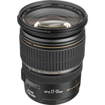 Lente Canon 17-55mm F2.8 Efs Is Ultrasonic Temos Loja Fisica