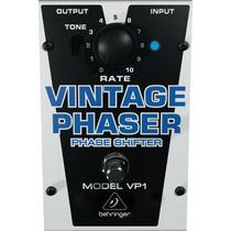 Pedal Phaser Para Guitarra Behringer Vintage Phaser Vp1