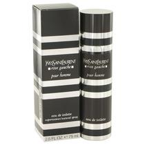 Perfume Rive Gauche Homme Yves Saint Laurent Edt 75ml