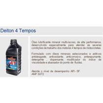 Dt0002- Oleo De Motor Deiton Super P/moto 4t