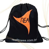 Saco Mochila Esportiva Nylon Com Alça - Reafitness Brasil