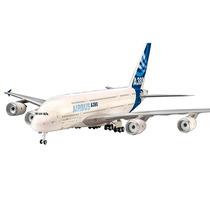 Kit Para Montar Revell Airbus A380 1/144 Aviação Comercial