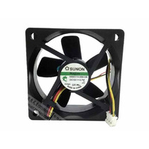 Kit C/10u Micro Ventilador 60x60 25mm Fan Cooler 12v 6 X 6cm