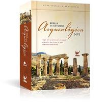 Bíblia De Estudo Arquelógica - Capa Dura