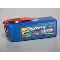 Bateria 6s 5000mah 30c Zippy P/ Drone Aero Heli Carro Barco