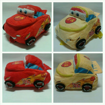 Muchila Infantil Cars Carros Mc Queen