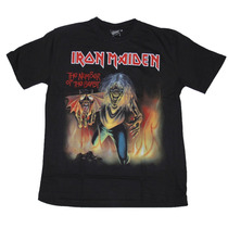 Camiseta Iron Maiden The Number Of The Beast Stamp