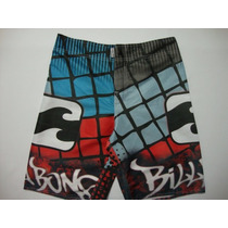 Bermuda Short Oakley Billabong Rip Curl Cyclone Element Mcd