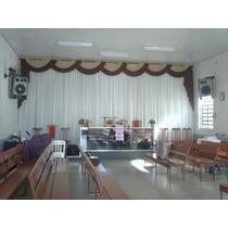 Cortina Para Igreja