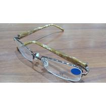 Óculos De Grau Bulget Bg 1291 01c (original)12 X S/juros Go