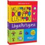 - Livro-meu Primeiro Dicionário Ilustrado-língua Portuguesa.