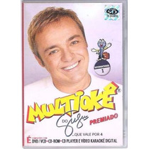 Dvd Multoke Do Gugu Vol 1 Lacrado