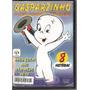 Dvd Gasparzinho O Fantasminha Camarada - 8 Histórias