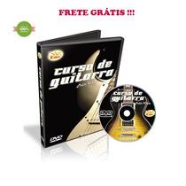 Curso Dvd Video Aula Guitarra Pablo Vilela Volume 1 Frete !!