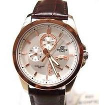 Relógio Casio Edifice Ef-341l 7av