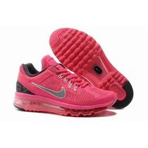 Tênis Nike Air Max 2013 Feminino Original A Pronta Entrega