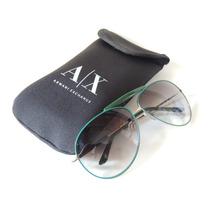 Óculos De Sol Armani Exchange - Frete Grátis (bv 2)