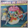 Sambas De Enredo Do Grupo I I Lp Carnaval 86