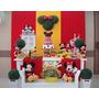Aluguel Decoração Festa Minnie Vermelha - Sp