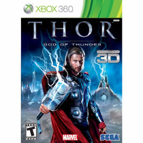 Thor: God Of Thunder (midia Física) - Xbox 360