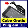 Fonte 20v 3.25a Carregador Philips 13nb Philco Phn14ph24 65w