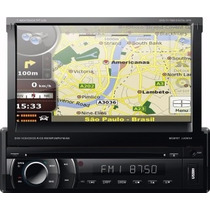 Dvd Napoli 7988 Retratil Gps, Tv Digi,câmera De Ré,bluetooth